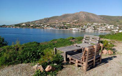 Griechenland – Überwintern auf der Insel Syros